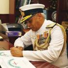 Vice Admiral Lanba to be the next Navy Chief