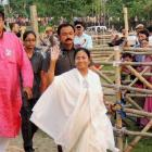 Mamata's run-ins with the media