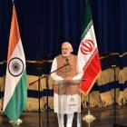Time to regain past glory, says PM on India-Iran ties