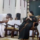 OPS, slowly learning to emerge from Amma's shadow