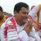Sarbananda Sonowal takes oath as first BJP CM of Assam