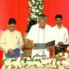 Pinarayi Vijayan sworn in as Kerala CM