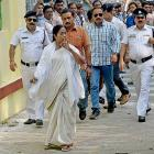 Mamata picks Red Road for coronation as CM
