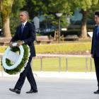 Hiroshima memory must never fade, says Obama on historic visit