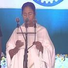 Mamata Banerjee sworn in as West Bengal CM for second time
