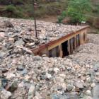 Cloudbursts bury houses in Tehri district in Uttarakhand