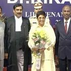 Kiran Bedi assumes charge as LG of Puducherry