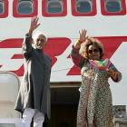 Vice Prez Ansari leaves for Morocco, Tunisia