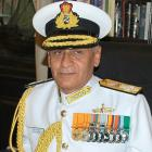 Vice Admiral Lanba takes over as naval chief