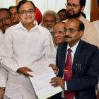 Chidambaram, MJ Akbar, Prabhu in the fray for RS nominations