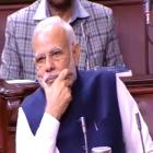 Little business in House amid slogans of 'Pradhan Mantri maafi maango'