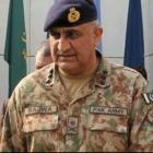 Bajwa rakes up Kashmir, asks troops to respond with full force