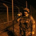 Pakistan violates ceasefire in Kashmir with mortar shelling, machine gun fire