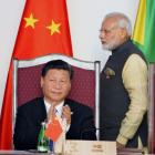 What did Modi and Xi's 9th meeting achieve?
