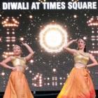 Diwali@Times Square, New York