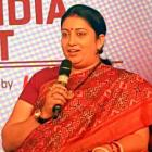 After HRD, now Smriti out of government panel