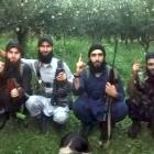 In new video Hizbul Mujahideen terrorists laugh, hug each other