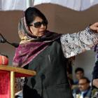 Don't kill 'local boys', 'tolerate' stone-pelting: Mehbooba to cops