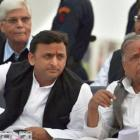 Mulayam's second wife conspiring against Akhilesh, alleges SP MLC