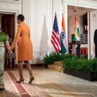 Manmohan, not Modi in Obama's top moments with world leaders