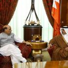 In Bahrain, Rajnath paints a grim portrait of Pakistan