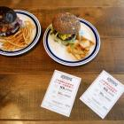 Food fight: Trump and Clinton burgers face off
