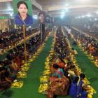200 priests, 3,000 workers pray for Amma's speedy recovery in Chennai