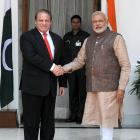 Modi and Sharif: From gifting shawls to trading barbs