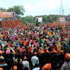 Maratha stir puts Fadnavis government in a fix