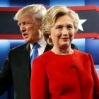 Trump-Clinton showdown breaks TV record
