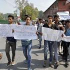 Kashmir remains curfew-free with restrictions