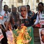 Pak 'processing' visa applications of Jadhav's wife, mother
