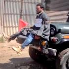 Indian Army reached a new low in Kashmir: NYT on man tied to jeep