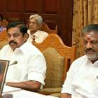 EPS, OPS factions form panels to hold AIADMK merger talks
