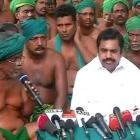 Will speak to PM: Tamil CM Palaniswami after meeting protesting farmers