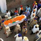 Nation bids tearful farewell to Sukma martyrs