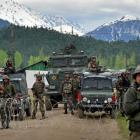 Captain among 3 killed in attack on army camp in Kashmir