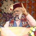 Modi sounds poll bugle in Himachal, says follow UP, U'khand and Delhi