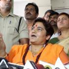 I'm victim of Chidambaram's 'saffron terrorism' bogey: Sadhvi Pragya
