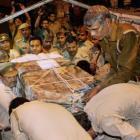 117 kg nilgai meat, 5 deer skulls, 40 guns seized from retd colonel's house