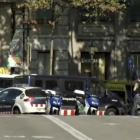 13 killed as van ploughs into crowd in Barcelona 'terror attack'