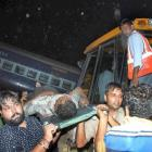 23 dead as 14 coaches of Utkal Express derail in UP