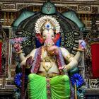 He's back! First look at Mumbai's Lalbaugcha Raja