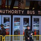 New York bombing suspect charged with supporting terrorism