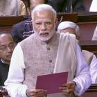 Opposition demands apology from PM over remarks against Manmohan