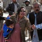 8 killed, 44 injured in suicide attack on church in Pak