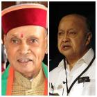 Dhumal or Virbhadra? Counting of votes for Himachal polls on Monday