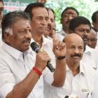 Deadlock continues over AIADMK merger talks