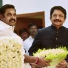 EPS meets Guv; MLA alleges threat from DMK
