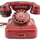 Someone bought Hitler's dreaded red telephone for Rs 1.6 crore